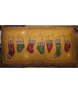 Christmas Decor  XF1136 - Stocking Welcome   - $24.95