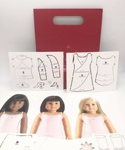 ✅      American Girl Fashion Show Paper Dolls w/ Bag, Pre-Owned - $9.89