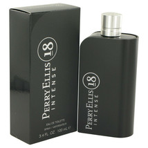 Perry Ellis 18 Intense by Perry Ellis 3.4 oz EDT Spray for Men - $27.70