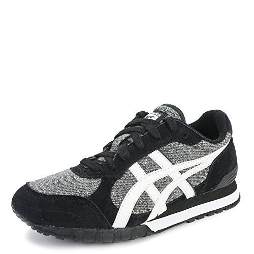 Asics Men's Colorado Eigthy-Five Running Shoes D514N-9001 Black/White SZ 7.5M