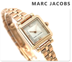 Marc By Marc Jacobs MJ3530 Metal Band Watch With Free Gift - $215.20