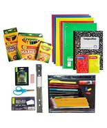Back To School Supplies Pack, 3rd Through 5th Grades - $36.99