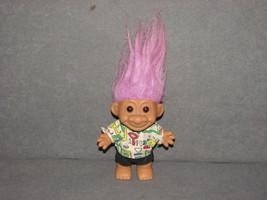 """Russ Troll Doll: 5"""" Lavender Hair - $10.00"""