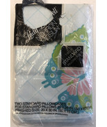 NIP Vintage Two Standard Pillowcases Lady Pepperell No-Iron Muslin Butte... - $18.69