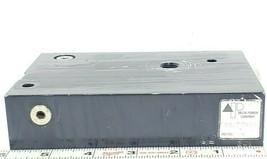 DELTA POWER COMPANY 85006832 REV. A CONTROL VALVE BLOCK