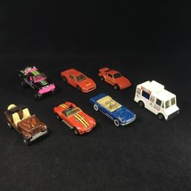 Lot of 7 Vintage 1980s Hot Wheels Cars - Mattel - $14.80