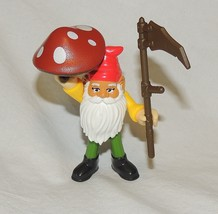 New Fisher Price Imaginext Blind Bag Series 6 Garden Gnome Dwarf Mushroom - $5.93