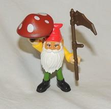 New Fisher Price Imaginext Blind Bag Series 6 Garden Gnome Dwarf Mushroom - $5.93