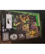 teenage mutant ninja turtles mega block brand new - $12.99