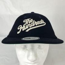 The Hundreds New Era Spell Out Wool Blend Baseball Cap Hat Adjustable - $19.00
