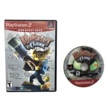 Ratchet & Clank - (Sony PlayStation 2, 2003)PS2 Greatest Hits No Manual ... - $22.76