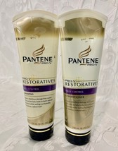 Pantene Pro-V Restoratives Shampoo And Conditioner Frizz Control 8.5 Oz Each New - $67.49