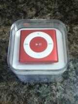 Pink Apple iPod Shuffle 4th Gen, 2GB, MKM72TH/A (Worldwide Shipping) - $158.39