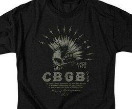 Retro 70's Punk Rock Bar CBGB OMFUG NY City graphic t-shirt CBGB109 image 2