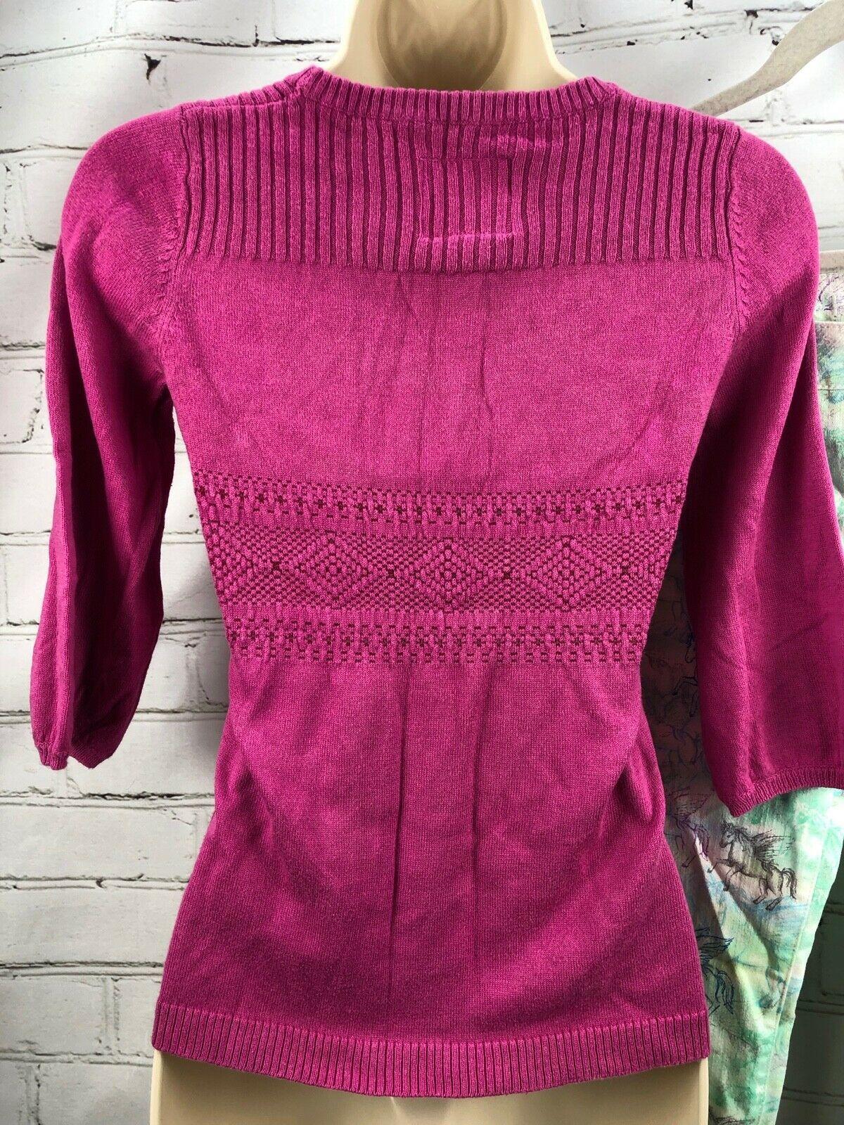 JUSTICE Lightweight Sweater Top + Unicorn Premium Jeans Size 12 Set Lot image 4