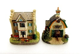 Liberty Falls Village, 1999 Sinclair Hotel & Sinclair Carriage House Set - $14.65