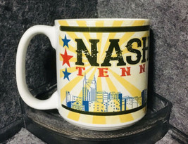 Nashville Tennessee Home of the Grand Ole Opry Established 1925 Coffee Mug Cup - $41.83