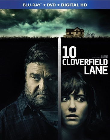 10 Cloverfield Lane (Blu Ray/DVD W/Digital Hd Combo)