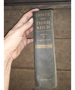 Inside the Third Reich memoirs by Albert Speer  - $110.00