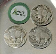 Buffalo Nickel 1927, 1928 and 1929 AA20BN-CN6078 image 8