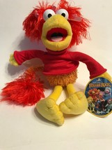 Disney Parks Fraggle Rock Red Plush Doll Jim Henson Sababa Toys 12 inch ... - $29.99