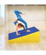 Incline Wedge Ramp Gymnastics Mat - new (cy) - $106.91