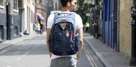 Aviation 88 Designer Multi Pocket Luggage Shoulder Bag Embroidered MA-1 Backpack image 2
