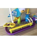 Little Live Pets Cleverkeet Parakeet Playset Parrot Interactive Talking ... - $44.54