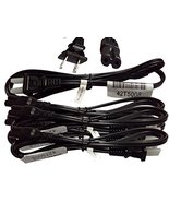 Longwell / IBM 3Ft 2 Prong AC Wall Power Cable  - £11.32 GBP