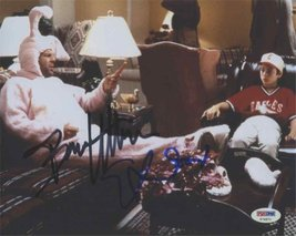 North Cast by Bruce Willis & Elijah Wood Signed 8x10 Photo Certified Authentic P - $296.99