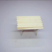 Mini Wooden Table  - $13.00