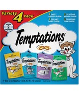 Temptations Classic Cat Treats, Classic Flavor Variety Pack, 3oz. (Pack ... - $9.99+
