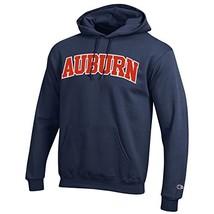 Champion Men's Eco Powerblend Hooded Sweat Shirt (Medium Auburn Tigers) - $62.62