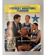 Cats' Pause 1985-86 Kentucky Basketball Yearbook6th Annual The Sutton Era - $14.01