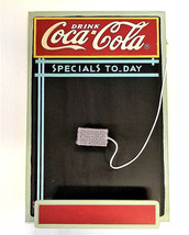 Diner Style Chalk Board Coca Cola Ad Special Sign - $15.29