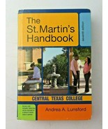 The St. Martin's Handbook 7th Edition by Lunsford 2011 hardcover book GOOD! - $20.00