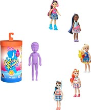 Barbie Color Reveal Chelsea Doll With 6 Surprises (Styles May Vary) - $13.99