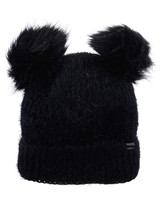 New! D&Y Women's Extra Soft Comfy Double Pom Ear Hat Beanie - €14,49 EUR