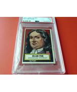 1952  TOPPS   #  77    WILLIAM  PENN    LOOK ' N  SEE    PSA  5   EX   !! - $39.99