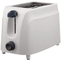 BRENTWOOD Cool Touch 2 Slice Toaster White Finish - €19,13 EUR