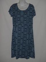 FRESH PRODUCE IKAT Womens Cotton Knit Dress Size SMALL S  - $27.83