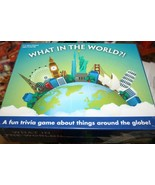 Board Game    WHAT IN THE WORLD?  Trivia, True/False  Etc       SEALED - $17.99