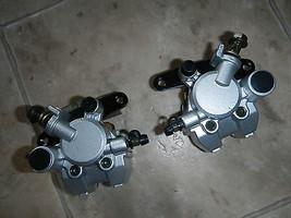 FRONT right left BRAKE CALIPER SET 2002-2007 SUZUKI LT-F400 LTF400 EIGER... - $163.61