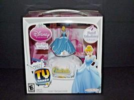 Disney Princess Cinderella Plug N Play TV Video Games Jakks New Ages 4+ (L) - $79.19