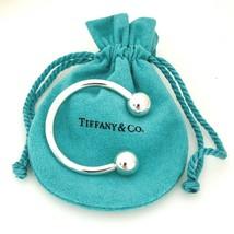 Tiffany & Co Extra Large Horseshoe Key Ring Chain Keyring Keychain - $109.00