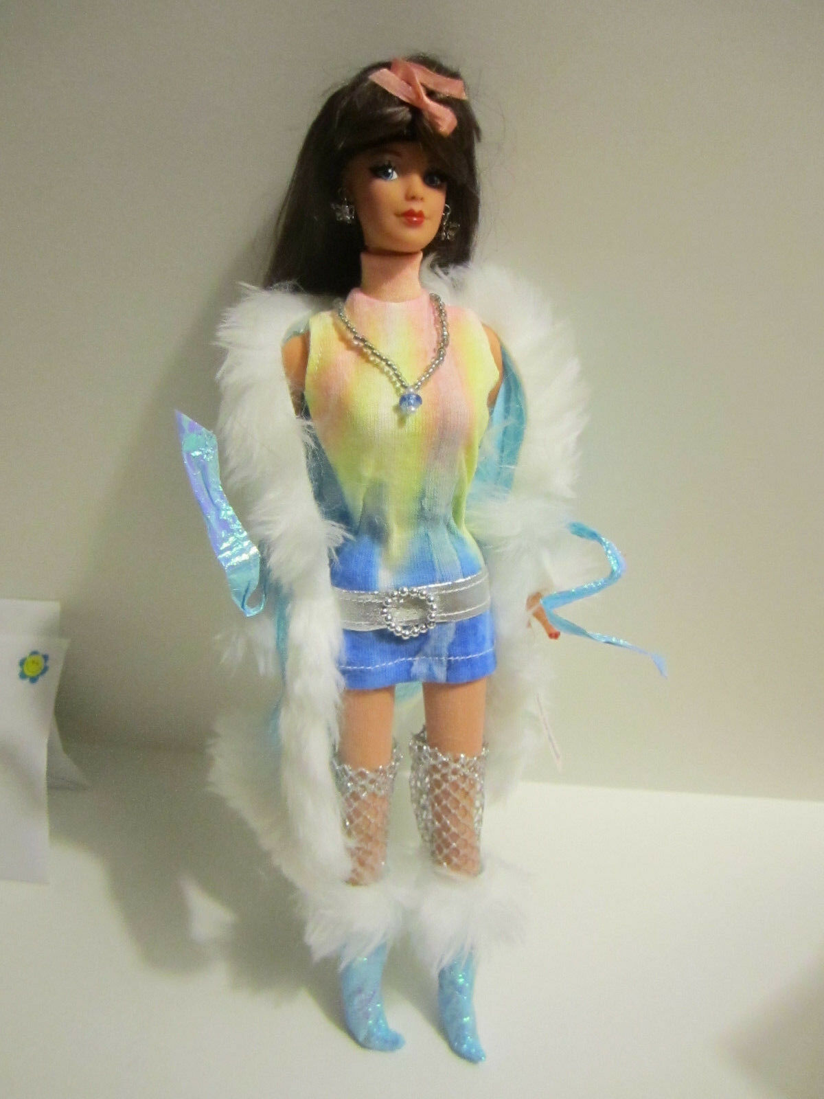 Collector Barbie Blue Mini Go Maxi OOAK by Angie Gill GILLYGALS image 6