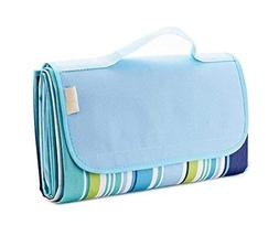 Outdoor Beach Blanket/Compact Pocket Waterproof & sand proof Mat for Cam... - €34,71 EUR