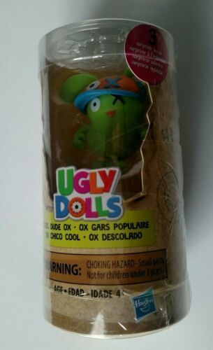 UGLY DOLLS Small Character Plastic Figure Toy Ages 4+ New