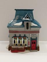 Dept 56 North Pole Series Beard Barber Shop 56340 Retired Christmas Village - $22.72