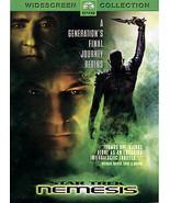 Star Trek: Nemesis (DVD, 2003, Full Screen)~ Brand New~ Free Shipping - $9.90
